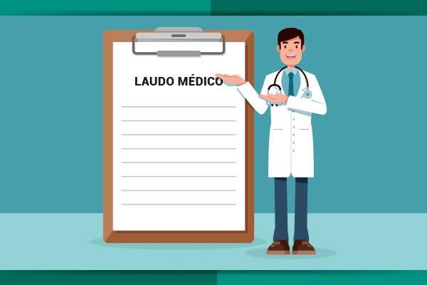 Preciso de Laudo Médico?