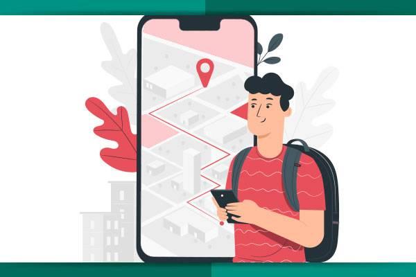 Saia mais cedo de casa e use seus aplicativos favoritos para o trajeto.